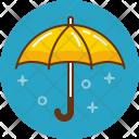 Umbrella Travel Insurance Icon