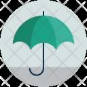Umbrella Parasol Shade Icon