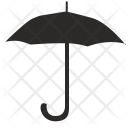 Umbrella Rain Safety Icon