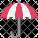 Umbrella Sunshade Insurance Icon