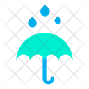 Umbrella Rain Weather Icon