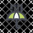 Umbrella Rain Umbrella Protection Icon
