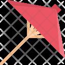 Umbrella Country Culture Icon