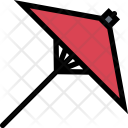 Umbrella Culture Civilization Icon