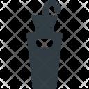 Umbrella Holder Stand Icon