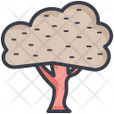 Umbrella Pine Icon