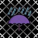 Umbrella Rain Icon