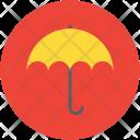 Umbrella Shade Beach Icon