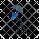 Umbrella Stand Focus Icon