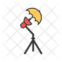 Umbrella Stand Equipment Icon