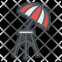 Umbrella Tripod Umbrella Stand Umbrella Holder Icon