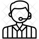 Umpire Icon