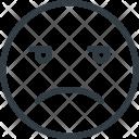 Unamused Emot Emots Icon