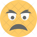 Unamused Face Doh Icon
