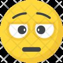 Unamused Sad Meh Icon