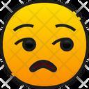 Unamused Face Icon