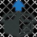 Unbox Unboxing Unpack Icon