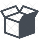 Unboxing Open Delivery Icon