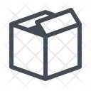 Unboxing Delivery Logistics Icon