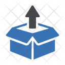 Unboxing Parcel Unboxing Open Icon