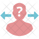 Uncertainty Business Man Icon