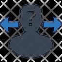 Uncertainty Icon