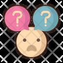 Undecided Emoji Amazed Icon