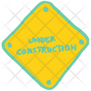 Under Construction Board Icon