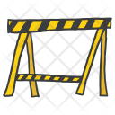 Under Construction Tape Icon