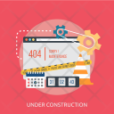 Under Construction Creative Icon