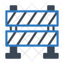 Board Block Barrier Icon