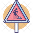 Under Construction Diversation Construction Icon