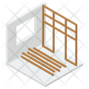 Under Construction Architecture Structure Icon