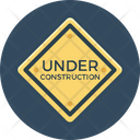 Under Constructions Under Maintenance Reconstruction Icon