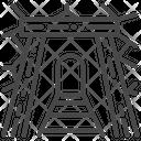 Underground Mining Underground Beam Icon