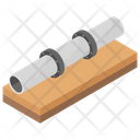 Underground Water Pipe Icon