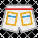 Underpants Underwear Underthings Icon