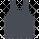 Cloth Fashion Undergarments Icon