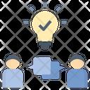 Understanding Opinion Agreement Icon