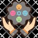 Understanding Emotions Emotions Understanding Icon
