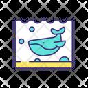 Underwater Biodiversity Regeneration Icon