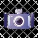 Underwater camera Icon