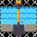 Underwater Dig Underwater Digging Underwater Dig Icon