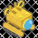 Dive Machine Scuba Diving Machine Scuba Gear Icon