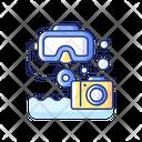 Underwater Photography Icon