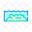 Underwater Reef Color Icon