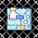Underwater Welding Icon