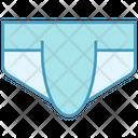 Cricket Underwear Underpants Icon