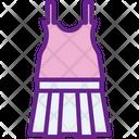 Underwear Fashion Cloth Icon