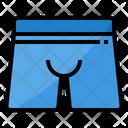 Underwear Man Underclothes Icon